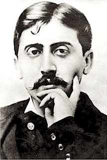 Marcel Proust: photographer unknown