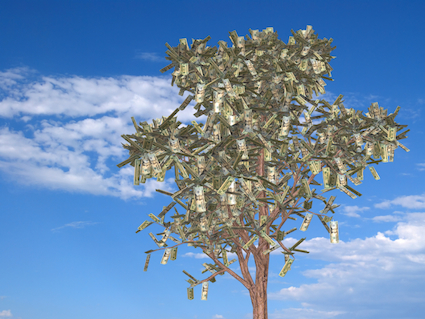 """money tree"""